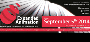 Symposium: Expanded Animation | 05.09.2014 | Linz