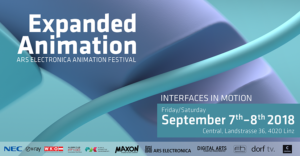 Expanded Animation | Linz | 07.–08.09.2018