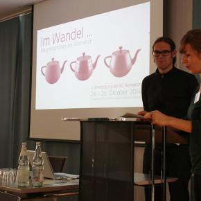 Panel I | Jürgen Hagler & Maike Sarah Reinerth
