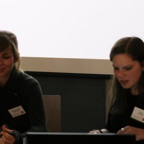 AG-Treffen | Maike Sarah Reinerth & Julia Eckel
