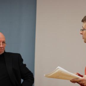 Keynote I Rolf Giesen | Moderation: Erwin Feyersinger