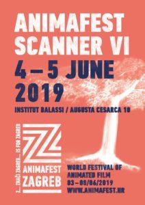 "Festival ""Animafest Scanner IV"" | Zagreb | 04.–05.06.2019"