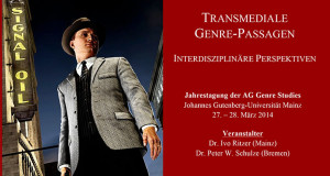 Veranstaltungshinweis: Transmediale Genre-Passagen